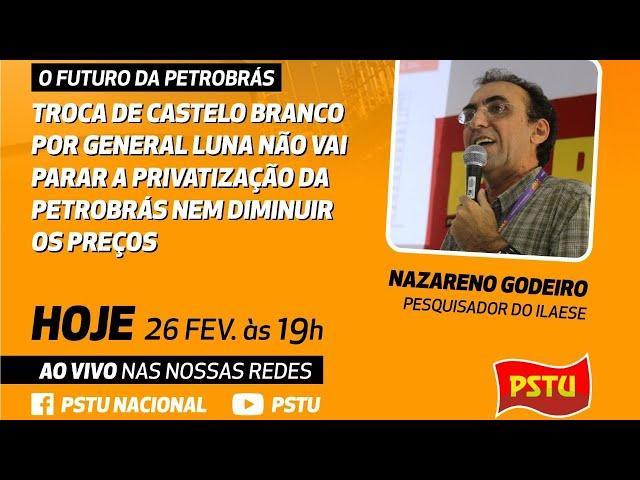 O FUTURO DA PETROBRÁS