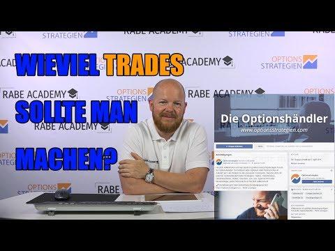 Wiedervorlage   Trade small - Trade often