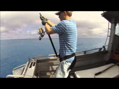 GT Fishing in the Cook Islands