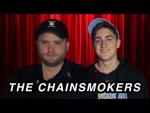 "Thumbnail: The Chainsmokers on their New Song ""Something Just Like This"""
