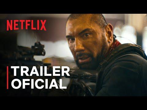 Army of the Dead: Invasão em Las Vegas | Trailer oficial | Netflix