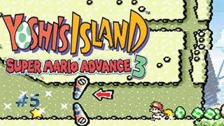 El poder de la estrella/Yoshi´s Island: Super Mario Advance 3 #5