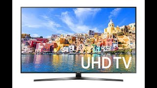 SAMSUNG UN49MU7000 4K HDR PRO : UNBOXING & REVIEW HD