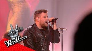 OWYEAH! Dieter slayt met een dijk van een nummer!   Liveshows   The Voice van Vlaanderen   VTM