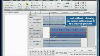 Gambar cover How to mix multiple audio tracks using AVS Audio Editor?