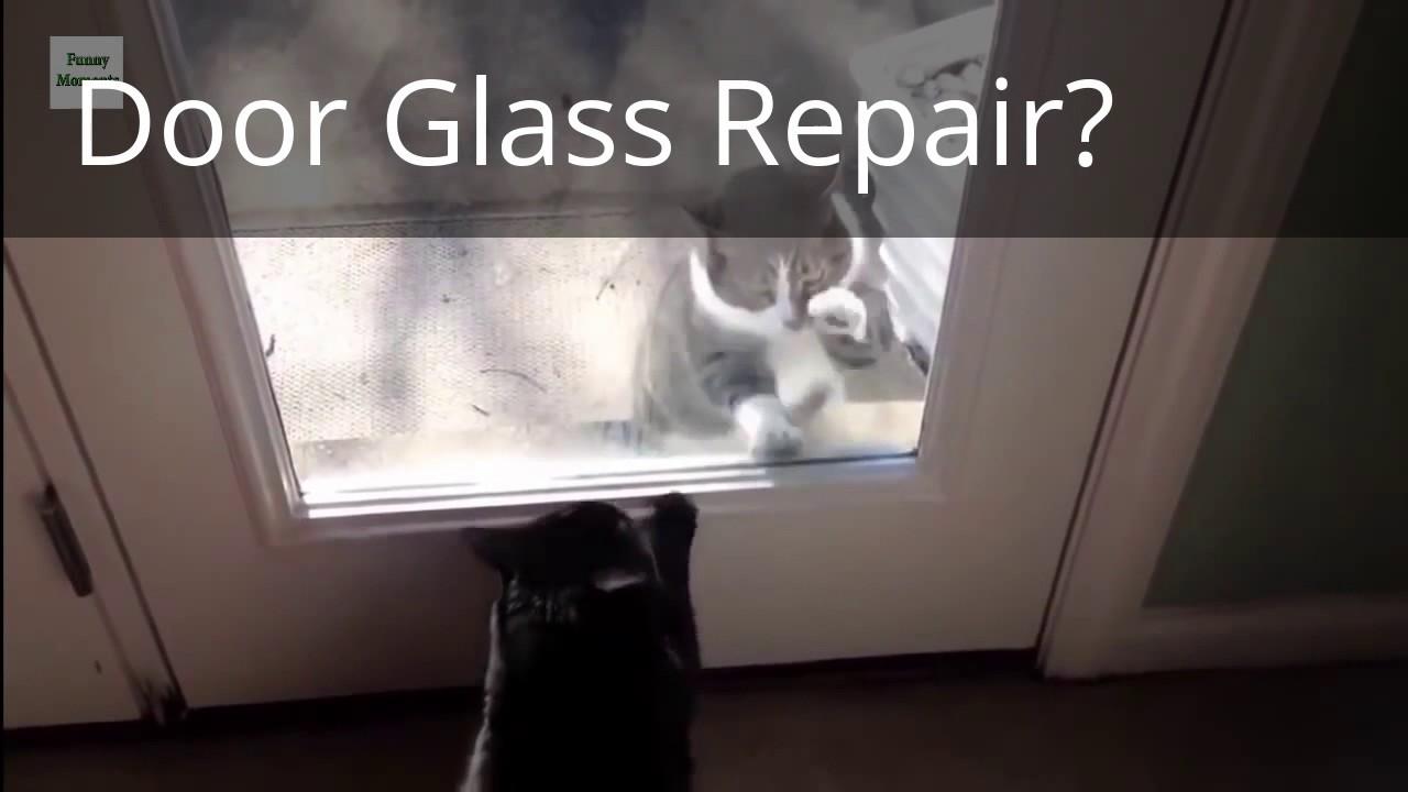 Glass Patio Door Repair Replacement Phoenix Arizona Youtube