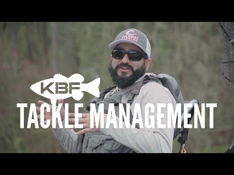 Kayak Fishing Tackle Managment Featuring Eric Siddiqi