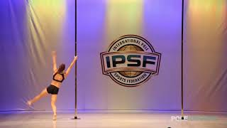 Isa Lopez Frias - IPSF World Pole Championships 2018