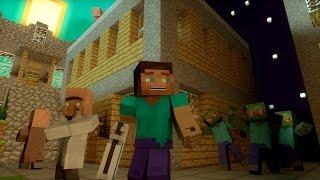 Portalcraft - Minecraft Animation