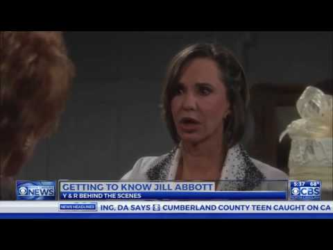 Jess Walton || Y&R BTS Interview