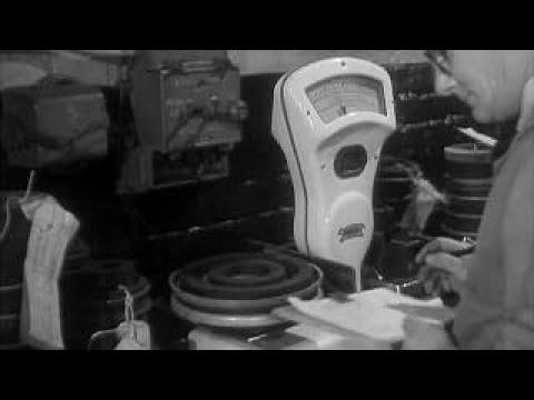 British Railways Stores Department in the 1954 ~ Classic Trasportation Documentary