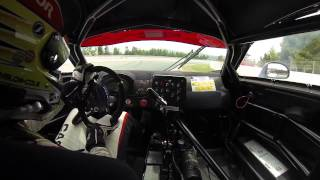 Tom Onslow Cole On Board @ Catalunya Barcelona GP Track in a Mosler GT3 MT-900