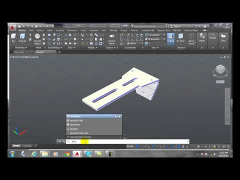 3D Modeling 03-13 View Cube Settings Dialog Box