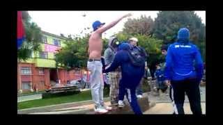 U.de chile vs las zorras- Clasico en AncUd Parte 1