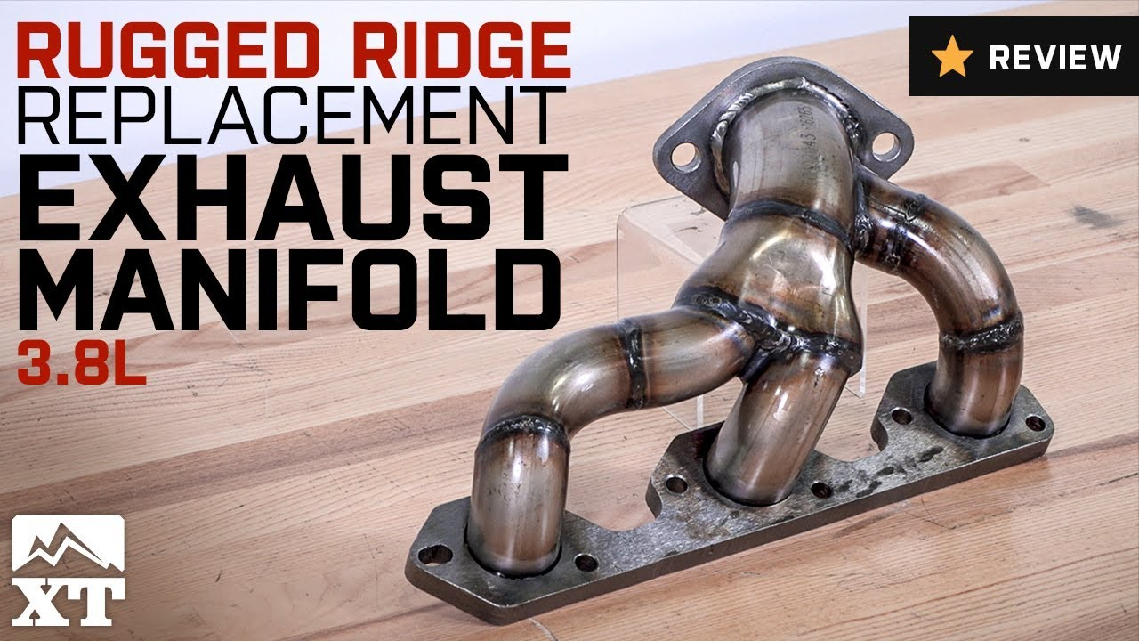 How To Replace Exhaust Manifold Jeep Wrangler Best 2018 Diagram 1990 Residential Electrical