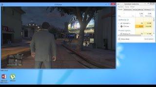 GTA 5 PC gameplay - Torrent link in description