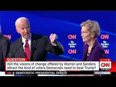 Watch Most Heated Democratic Debate Highlights In Ohio