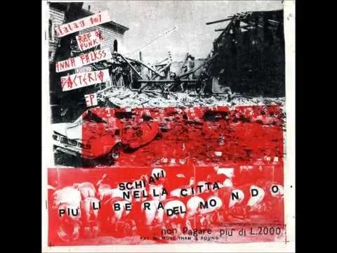 Attack Punk Records 1982 - 1984