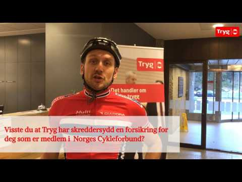 Sykkelforsikring for NCF