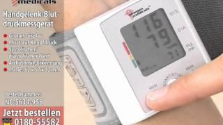 newgen medicals Handgelenk-Blutdruckmessgerät