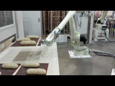 Bakery and Food Industry Robotics! Featuring the ARTISAN ROBOT