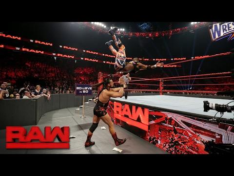 Kofi Kingston vs. Bo Dallas: Raw, Feb. 13, 2017