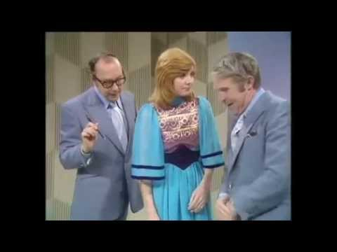 Cilla Black on The Morecambe & Wise  1971
