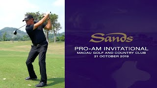 Sands Pro-Am Invitational Macau with Phil Mickelson