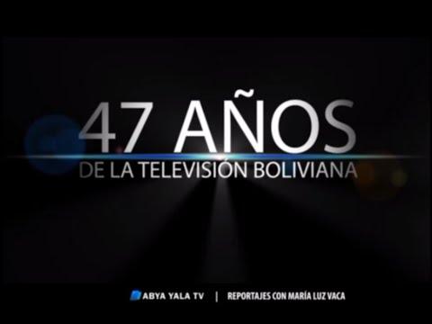 47 años de la Televisión en Bolivia Bloque 1