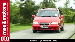 Hyundai Trajet Overview (2000)