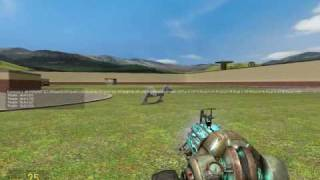 HL2 GMod Hover Thingy Try