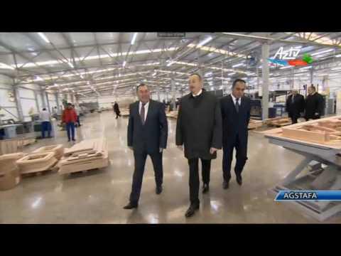 SALOGLU mebelin Yeni fabrikinin...