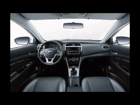 Lifan Solano New 2016 новый кузов комплектации и цены фото
