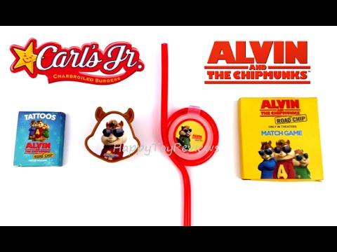 Mag alvin 46 the chipmunks toys love Jada