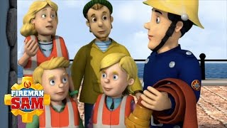 Penny and Elvis to the Rescue...Again! | Fireman Sam