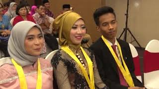 Titip Rindu Buat Ayah - Ebiet G. Ade (Pelepasan Lulusan Jurusan TRR Poltekkes Semarang 2018)