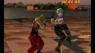 Tekken 2 ( PS1 ) - Lee - Arcade Mode - Original Music ( Nov 01, 2016 ) thumbnail