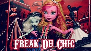 Monster High : Freak Du Chic Acts : Stop Motion