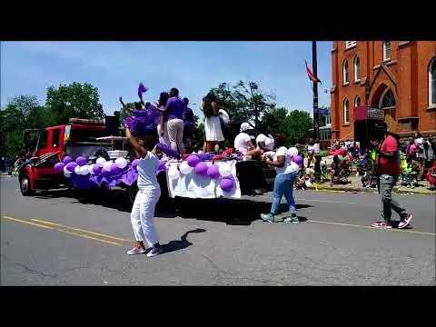 Buffalo, NY Juneteenth Parade 2017
