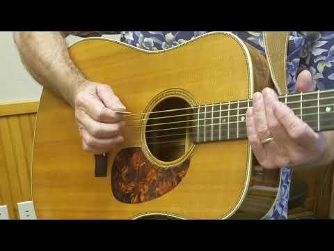 Bluegrass Guitar Flat Picking Basics