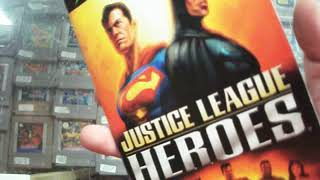 justice league heroes xbox solo el manual