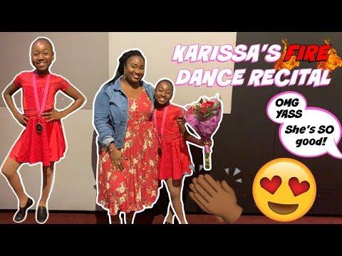KARISSA'S DANCE RECITAL SHOW