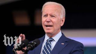 WATCH: Biden delivers remarks on infrastructure plan in Pennsylvania