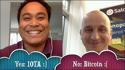 IOTA not Bitcoin: interview with SatoshiPay