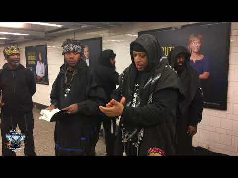 "A.O.C. Israelites General HaShar & The Haitian ""Conscious"" Brother"