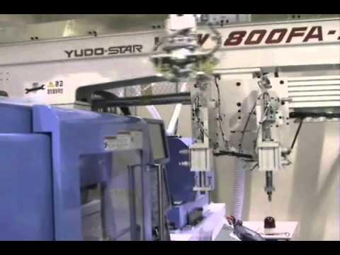 Backlight Board Gate Cutting System On Traverse Unit Youtube