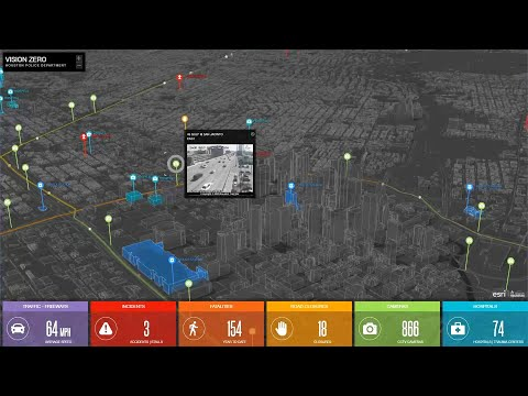 How Houston PD is Using GIS to Go Beyond Crime Analysis