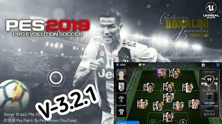 Download New Patch Pes 2019 Mobile V 3 0 1 Mod Cristiano Ronaldo