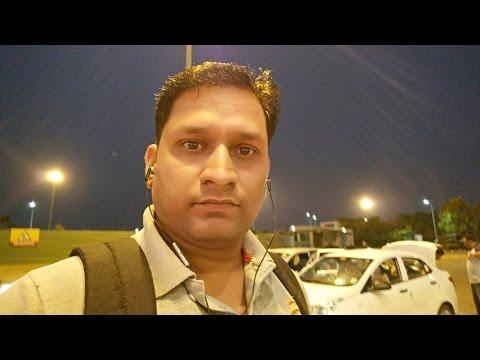 [Vlog - Delhi] #10 Day1 Bangalore-New Delhi (Shot by Xiaomi MI5)