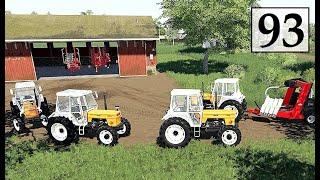Farming Simulator 19 - НОВАЯ ТЕХНИКА и ОБОРУДОВАНИЕ - Фермер в с  ЯГОДНОЕ # 93